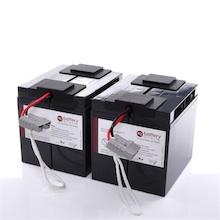 Batterie pour APC Smart UPS remplace APC RBC11
