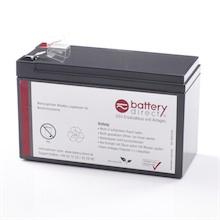 Batterie pour APC Back UPS 650/700/800 remplace APC RBC17