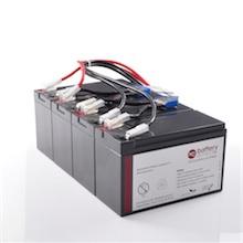 Batterie pour APC Smart UPS XL 1400 remplace APC RBC25