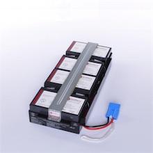 Batterie pour APC Smart UPS RT 1000/2000 remplace APC RBC31