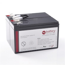 Batterie pour APC Back UPS RS 1200/1500 remplace APCRBC109