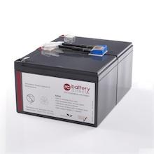 Batterie pour APC Smart UPS 700/1000/1500 et APC Back UPS Pro 1000 remplace APC RBC6