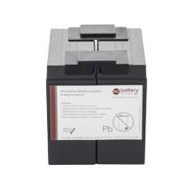 Batterie pour onduleur DELL/HP/IBM/Fujitsu (eq. RBC7)