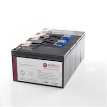 Batterie pour APC Smart UPS 1400 remplace APC RBC8