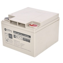 12V 26Ah Batterie au plomb, battery-direct SBYHL-AGM-12-26, 175x166x125 mm (Lxlxh), Borne I1 (Insert M5)