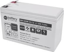 Batterie pour Eaton-Powerware PW5110 700VA, remplace 7590115 batterie