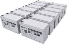 Batteries pour Eaton - Powerware 5130 3000VA (Batterie externe)
