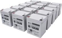 Batteries individuelles pour onduleur EATON 9SX 5000 Rack/Tower