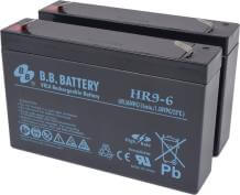 Batterie pour Eaton-Powerware PW5115 500VA, remplace 7590102 batterie