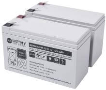 Batteries pour Eaton - Powerware PW9120 700VA