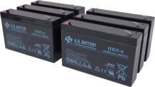 Batterie pour Eaton-Powerware PW5115 1500VA