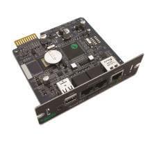 AP9631 APC UPS Network Management Card 2 avec surveillance de l'environnement