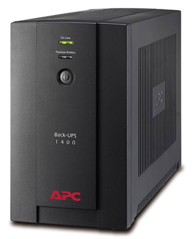 apc back ups 1400 onduleur bx1400ui. Black Bedroom Furniture Sets. Home Design Ideas