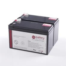 Batteries pour Eaton - Powerware PW9110 700VA