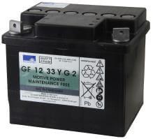 Sonnenschein GF 120 33 Y G2 Batterie Gel 12V 33Ah