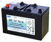 Sonnenschein GF 12 76 H Batterie Gel 12V 76Ah