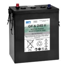 Sonnenschein GF 6 240 V Batterie Gel 6V 240Ah