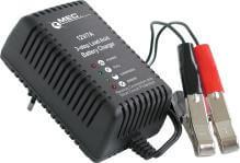 Chargeur enfichable MEC 24V/1.5A pour batteries étanches au plomb AGM/gel et batteries ouvertes