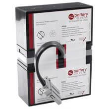 Batterie pour APC Smart UPS SC 1000 et APC Back UPS RS 1500 remplace APC RBC33