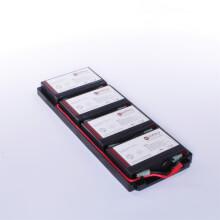 Batterie pour APC Smart UPS 750/1000 remplace APC RBC34