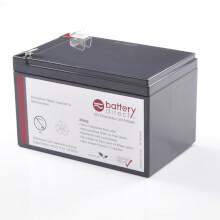 Batterie pour APC Smart UPS 620 et APC Back UPS 650 remplace APC RBC4