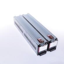 Batterie pour APC Smart UPS RT & APC Smart UPS SRT remplace APCRBC140 - De construction identique avec RBC44-BD1