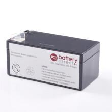 Batterie pour APC Back UPS 325 remplace APC RBC47