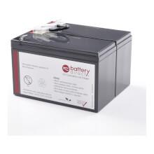 Batterie pour APC Back UPS BX 1100, remplace APCRBC113