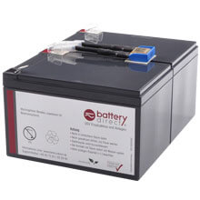 Batterie pour onduleur HP/IBM (eq. RBC6)
