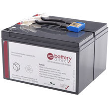 Batterie pour APC Smart UPS 700 remplace APC RBC9